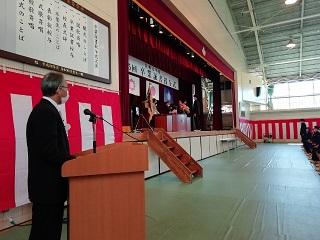 卒業証書授与(8組)